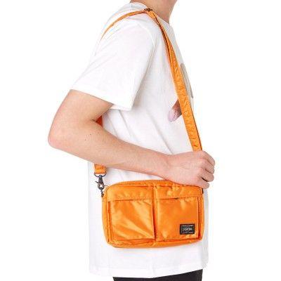 Porter-Yoshida   Co. Tanker Shoulder Bag (Indian Orange) e77324ec9dcee
