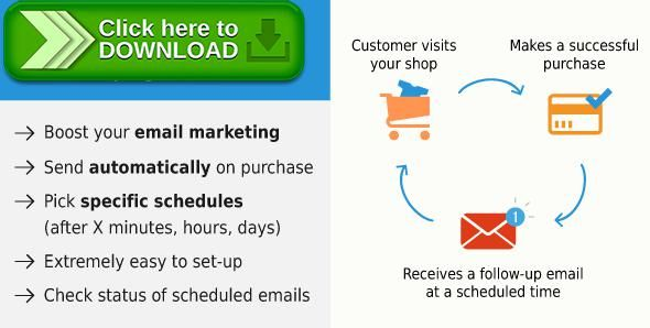 Free nulled EDD Follow-up Emails download - follow up email