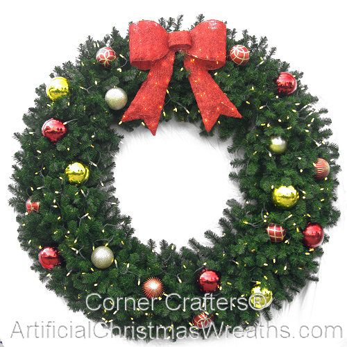 5 foot christmas magic wreath wreaths and large christmas wreath 5 foot christmas magic wreath mozeypictures Gallery