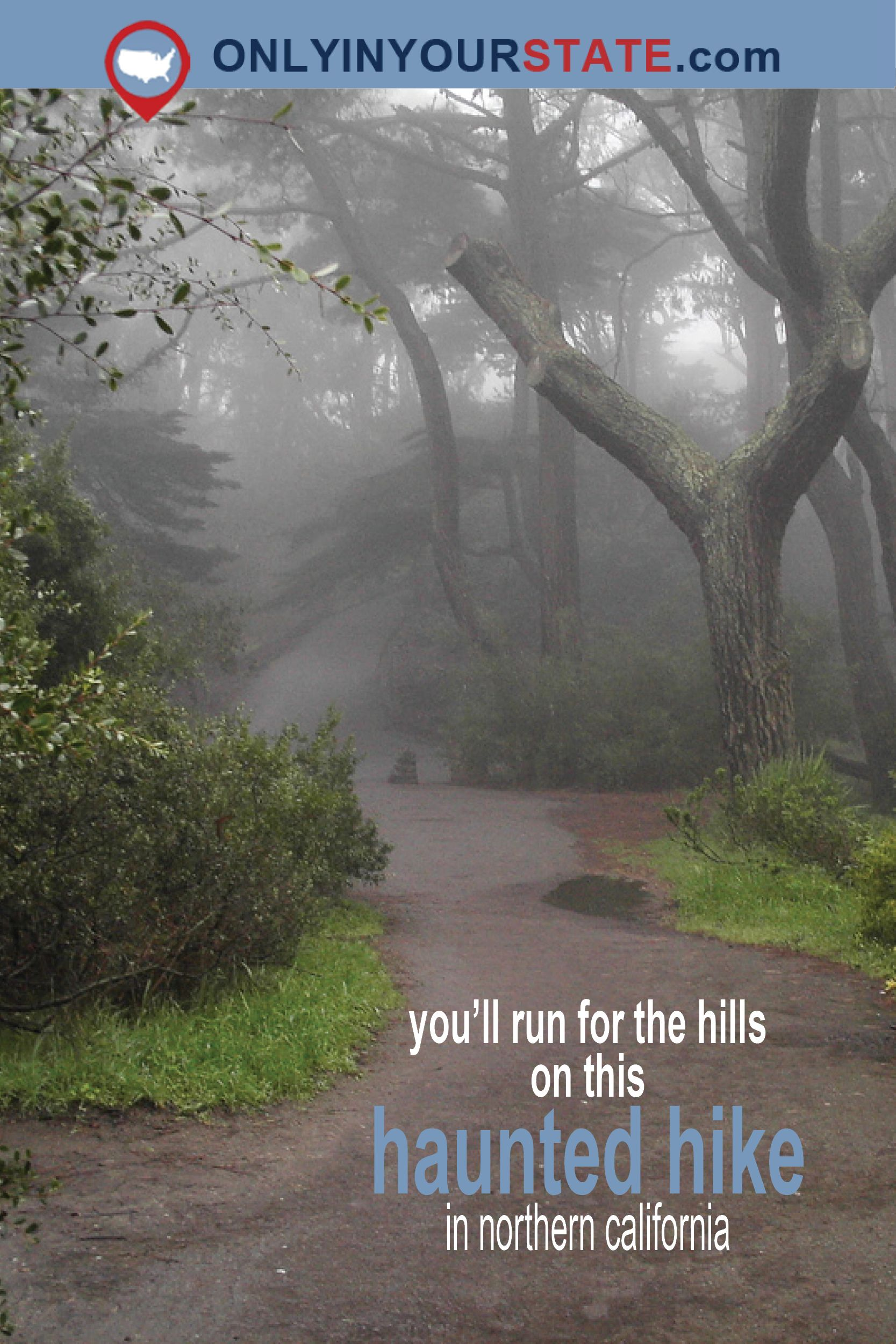 The Haunted Hike In San Francisco Will Send You Running