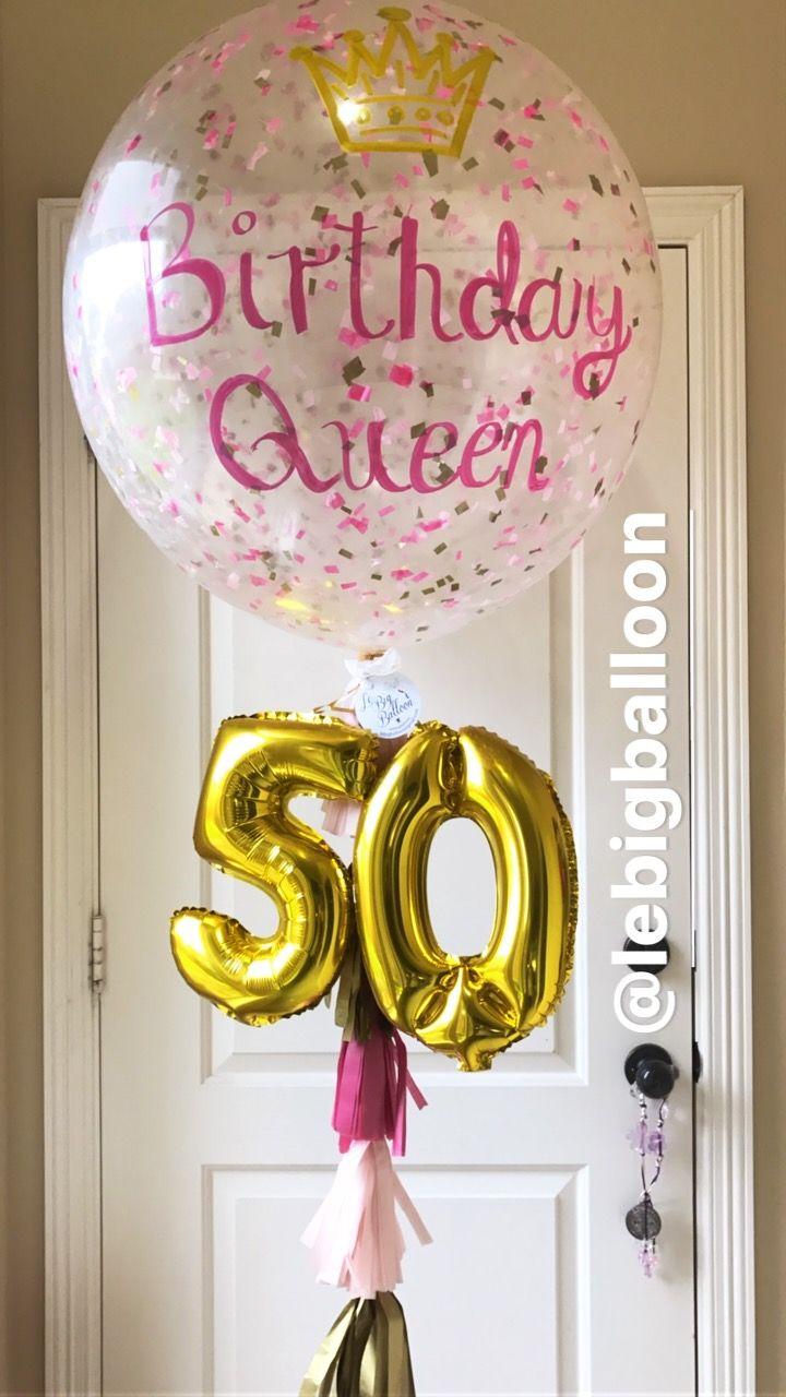 Big Balloons For Birthdays In Rio Grande Valley Lebigballoon