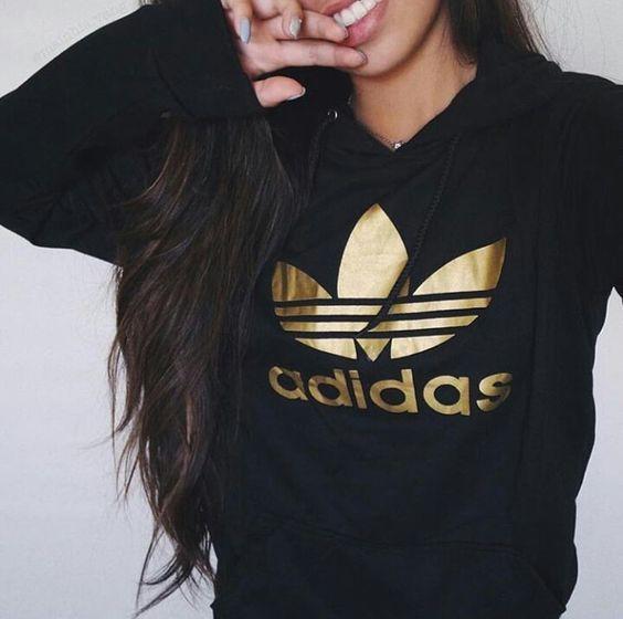 Sudaderas | Adidas | Hoodies en 2019 | Sudadera nike mujer