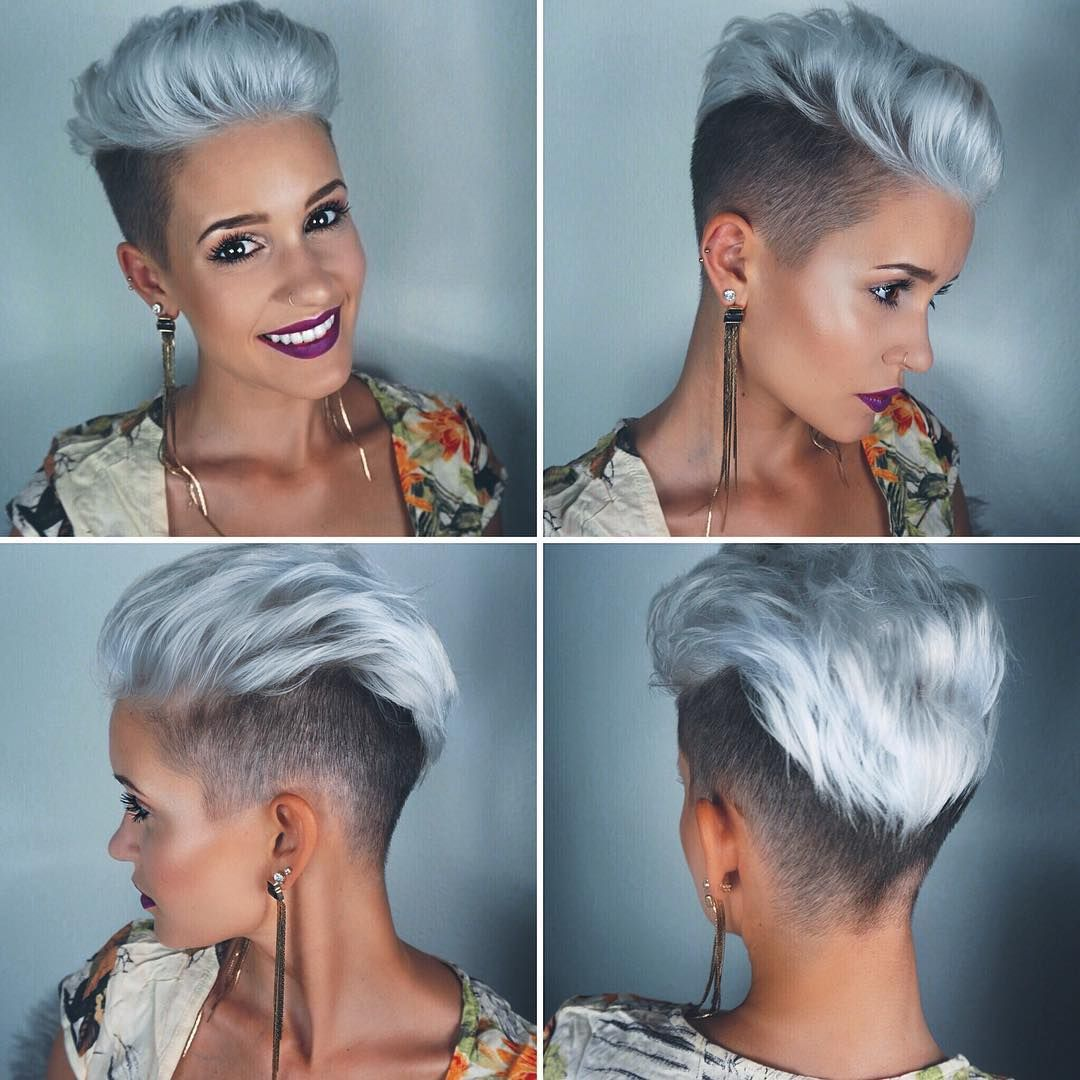 Pin by paige fralix on pixie cut ideas pinterest hair hair