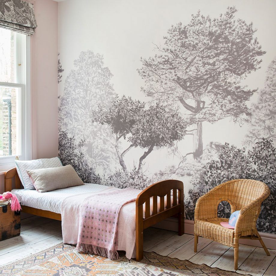 Feature Wall Ideas Make A Style Statement With Wallpaper Paint Tiles Feature Wall Wallpaper Feature Wall Living Room Feature Wall Bedroom