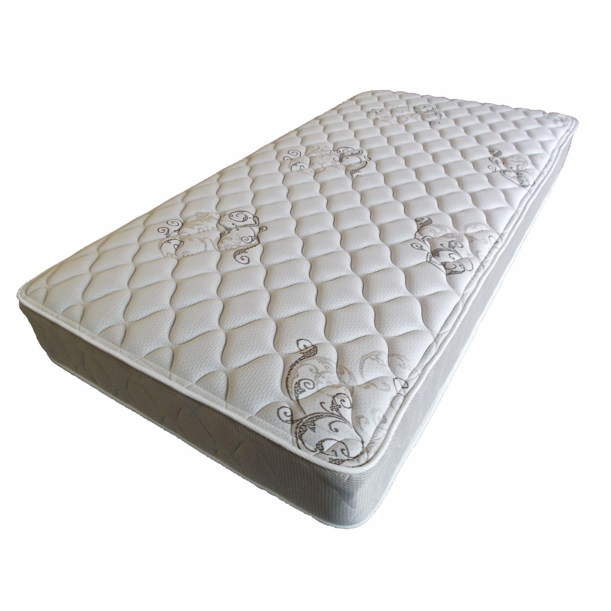 berkley jensen twin-size firm mattress - bj's wholesale club