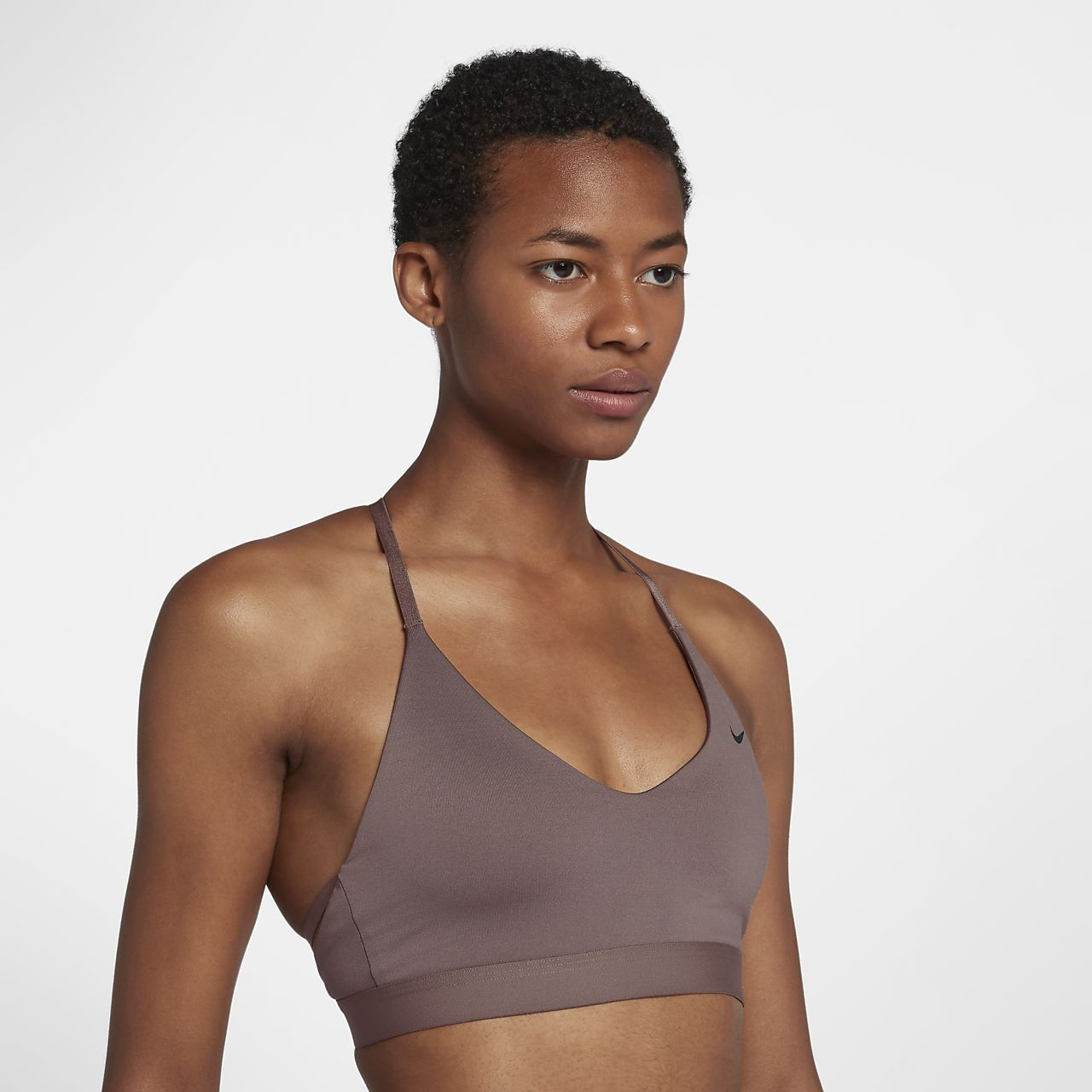 Nike Indy Light Women's Light Support Sports Bra (With