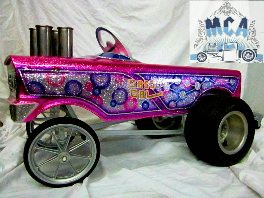 Gasser Pedal Cars Bing Images Slabs And Lows Pedal Cars Bike