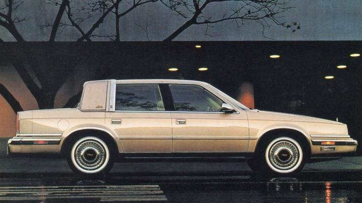 1990 Chrysler New Yorker...well, not QUITE what New Yorkers were...but not too bad on the whole....