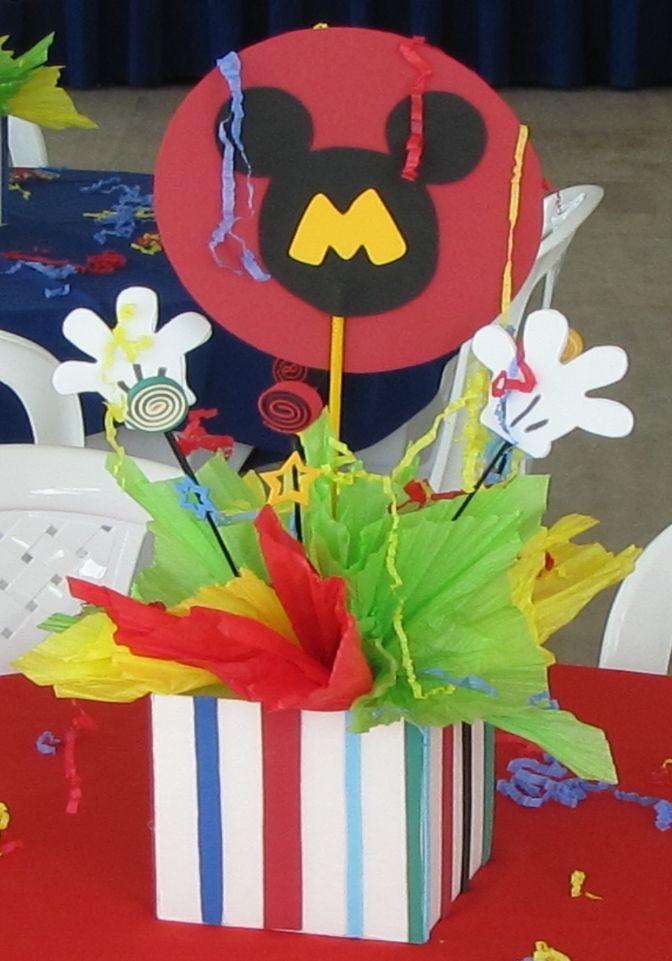 Adornos de cumpleanos de mickey mouse 672 961 - Adornos fiesta de cumpleanos ...