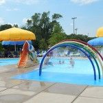 Rainbow Falls Waterpark: Oaklee's Family Guide 4 Tips 4 Fun - tips to get the most fun out of your family outing to Rainbow Falls water park. | Oaklee's Family Guide #waterparks #chicago #rainbowfalls