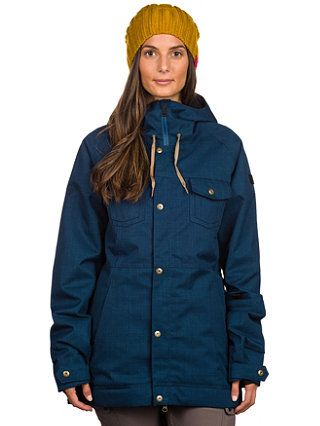 Order Ride Somerset Jacket online in the Blue Tomato shop