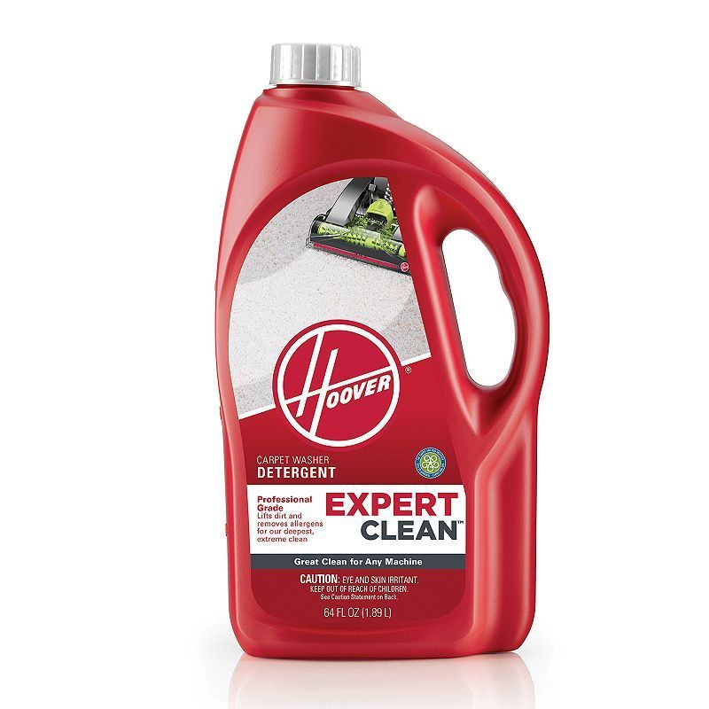 Hoover Expert Clean Carpet Washer Detergent, Red