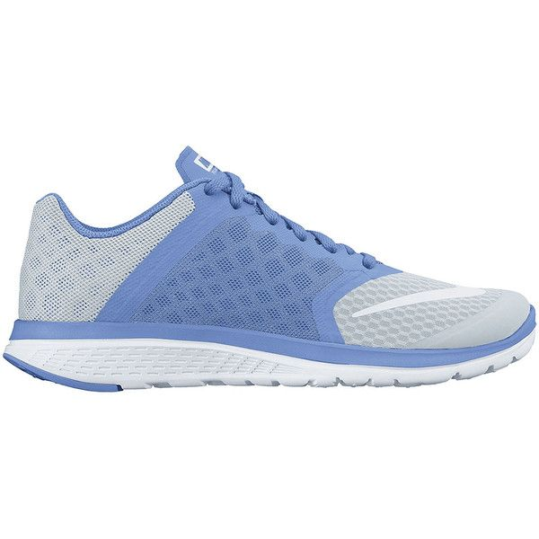 premium selection 774eb e1040 Nike FS Lite Run 3 Womens Running Shoes ( 56) ❤ liked on Polyvore featuring