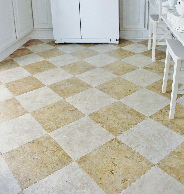 Floors Peel and stick floor, Stick on tiles, Flooring