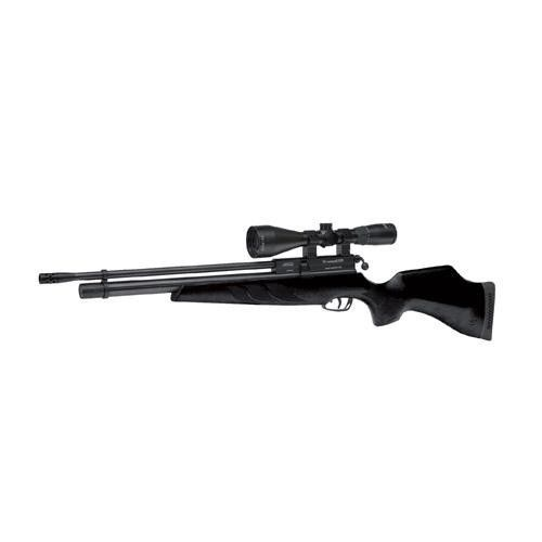 Buccaneer - SE Black, .22 Manufacture ID: 145854 Made in Birmingham, England, BSA airguns are known for remarkable accuracy. Made in a state-of-the-art facility by experienced craftsman who take pride
