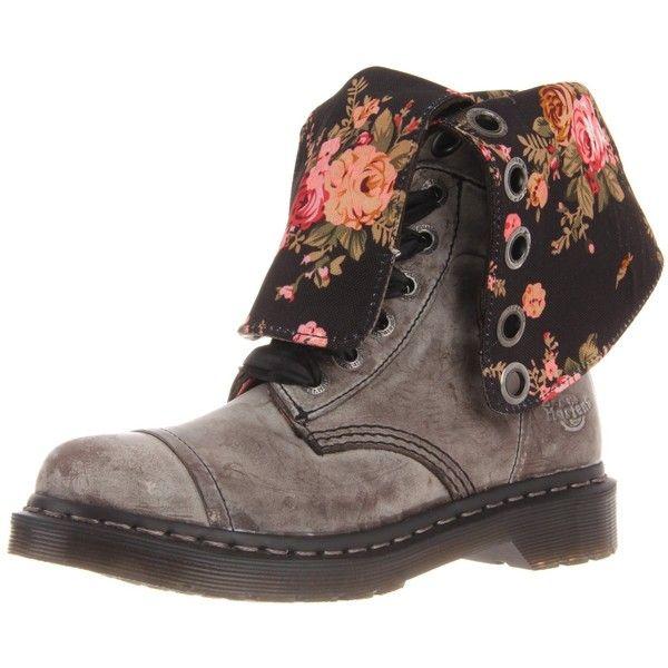 7e1dcd5e4c6 Amazon.com  Dr. Martens Women s Triumph 1914 Boot  Dr. Martens  Shoes ( 68)  ❤ liked on Polyvore featuring shoes