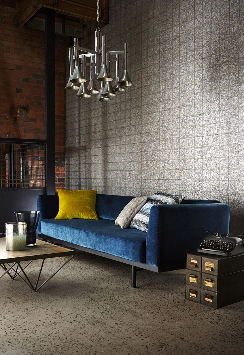 Anthology 04 Wallcovering Collection by Harlequin harlequin