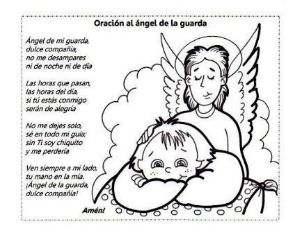 Oracion Con Angel En Ingles Gallery