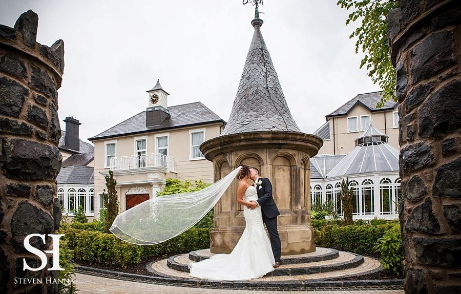 Northern Ireland Wedding Photography At The Amazing Tullyglass House Hotel In Ballymena By Steven Hanna