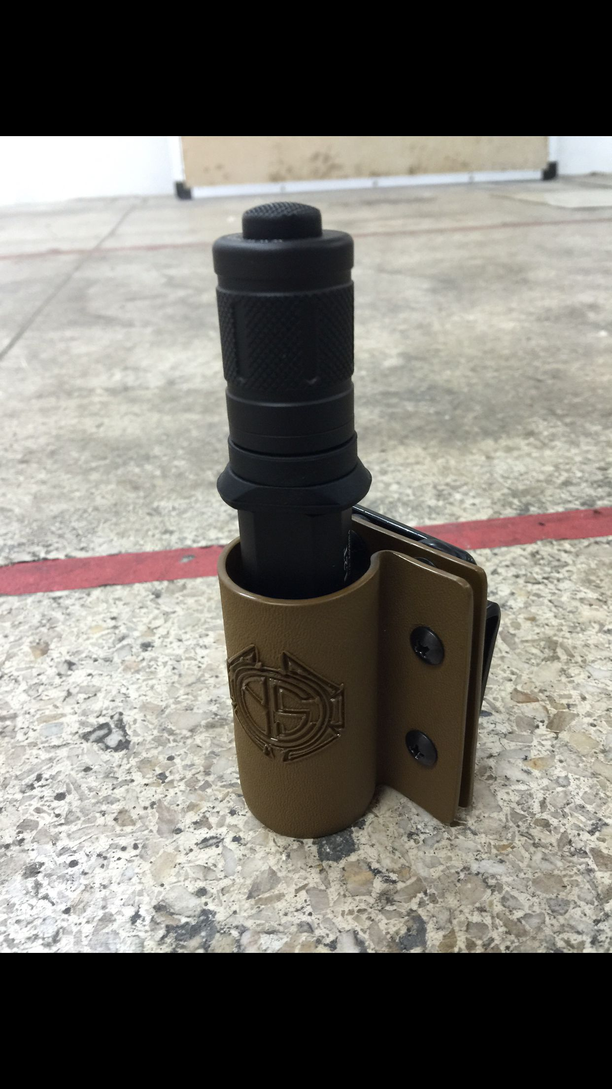 diy kydex holster supplies