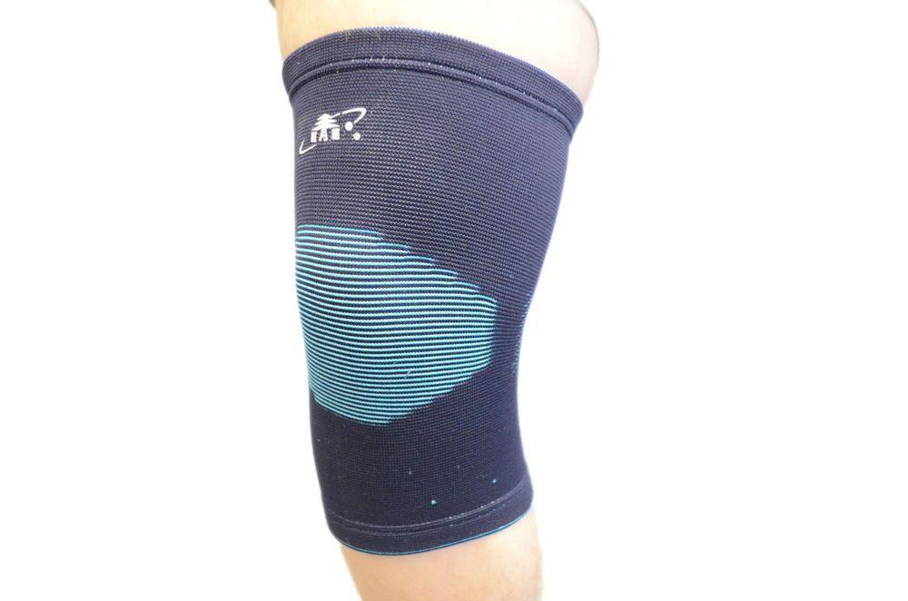 Compression Knee Support Sleeve Brace Strain//Sprain Injury Elasticated Bandage