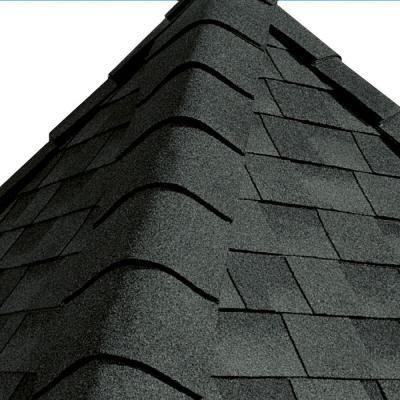 Gaf Timbertex Slate Hip And Ridge Shingles 20 Linear Ft Per Bundle 0840750 Ridge Roof Roof Shingles Shingling