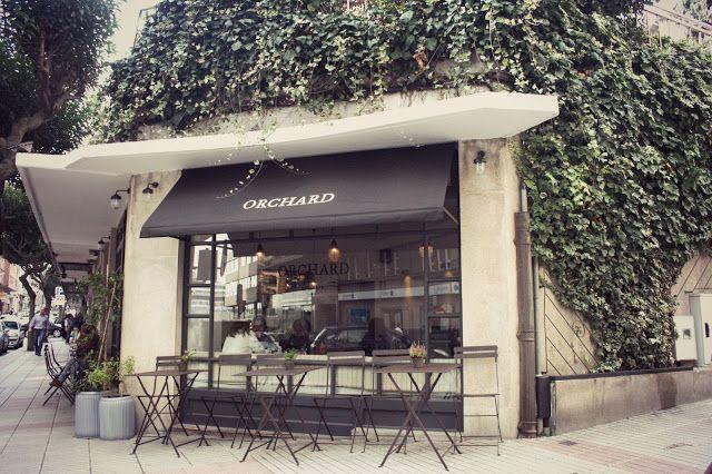 Orchard Cafe Bar Mariena Cafe Bar Bar A Coruna