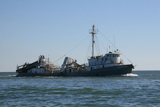 These Workhorses Appropriately Named Pogey Boats After