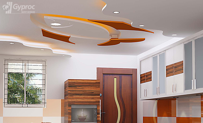 False Ceiling | Drywall | Saint-Gobain Gyproc India ...