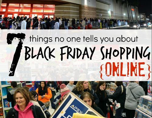 When it comes to Black Friday Shopping Online there are some secrets that most stores won't tell you about Black Friday shopping online. I thought I would share a few of my favorite tricks for getting awesome deals online during Black Friday Week so that you can be better prepared to snag hot deals online this year.