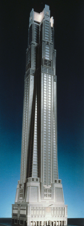 Kpf Torre De Oficinas Para El First Boston Realty And Development 383 Madison Avenue New York Estados U Iconic Buildings Architect House Future Buildings