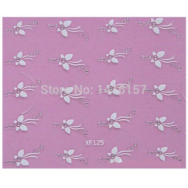 $0.39 (Buy here: https://alitems.com/g/1e8d114494ebda23ff8b16525dc3e8/?i=5&ulp=https%3A%2F%2Fwww.aliexpress.com%2Fitem%2F3D-Nail-Art-Stickers-Decal-Beauty-Cute-White-Butterfly-Clear-Rhinestones-Design-Decorative-French-Manicure-Tools%2F2054476832.html ) 3D Nail Art Sticker Decal Beauty Cute White Butterfly Clear Rhinestones Design French Manicure Tools for just $0.39
