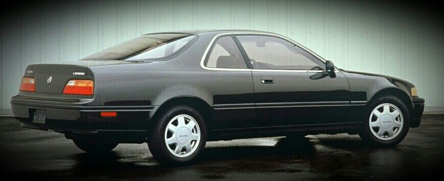 92 Acura Legend Coupe