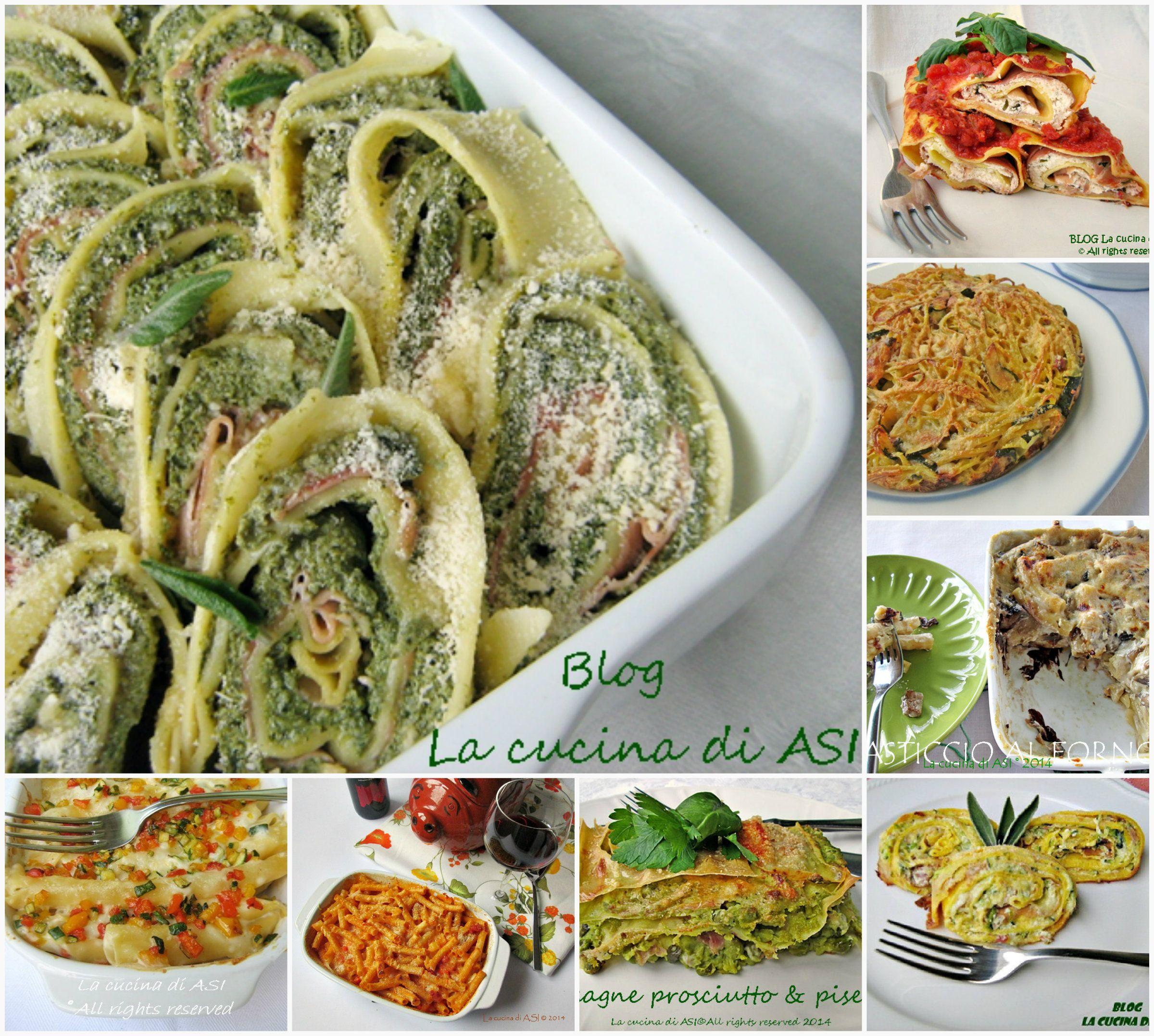 Primi al forno ricette preparazioni primi piatti al forno for Ricette primi piatti