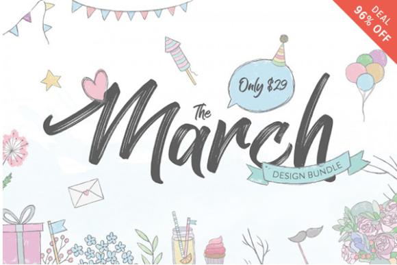 March Bundle za 29 dolárov!   https://detepe.sk/march-bundle-za-29-dolarov