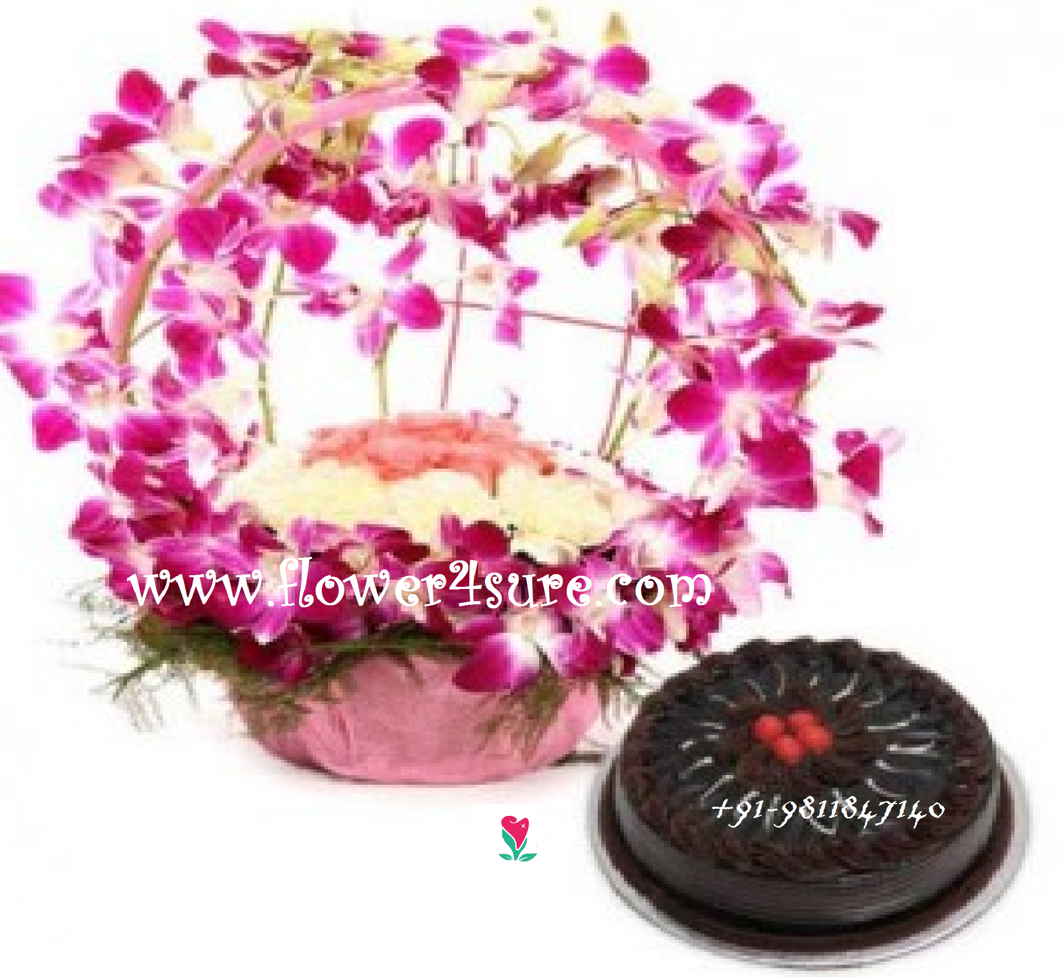Looking for best flowers shop in Delhi to order flowers