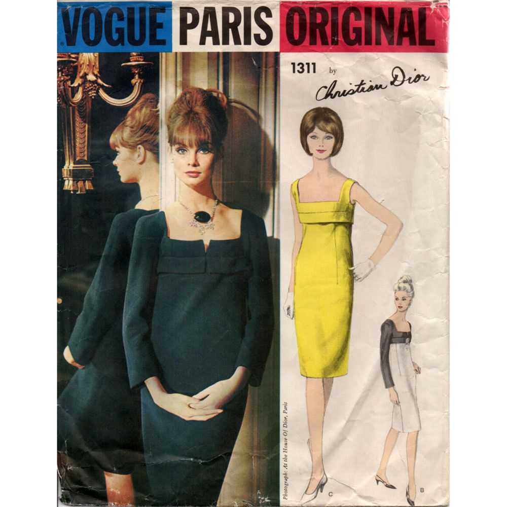 Pin von Kim Montavon auf Vintage Patterns | Pinterest