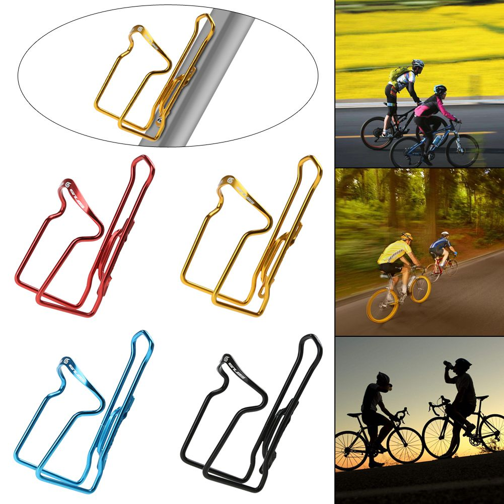 Cycling Bike Bicycle Drink Water Bottle Cup Holder Mount Cage Rack