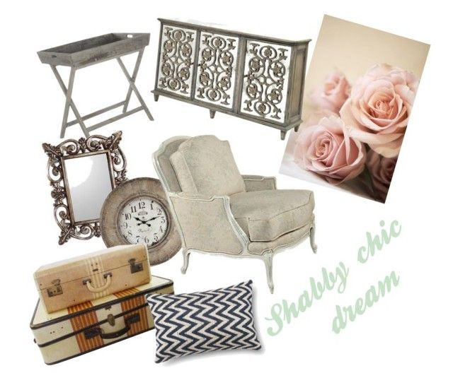 Shabby Chic Dream By Meme Al Howsawi Liked On Polyvore Featuring