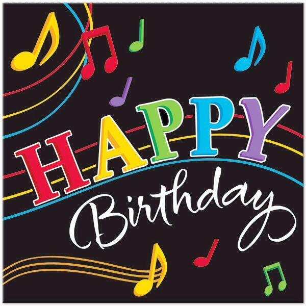 3c9161cfa33acba9ca1e34b7ec314e23 Jpg 600 600 Feliz Cumpleaños Musico Feliz Cumpleaños Letra Postales De Feliz Cumpleaños
