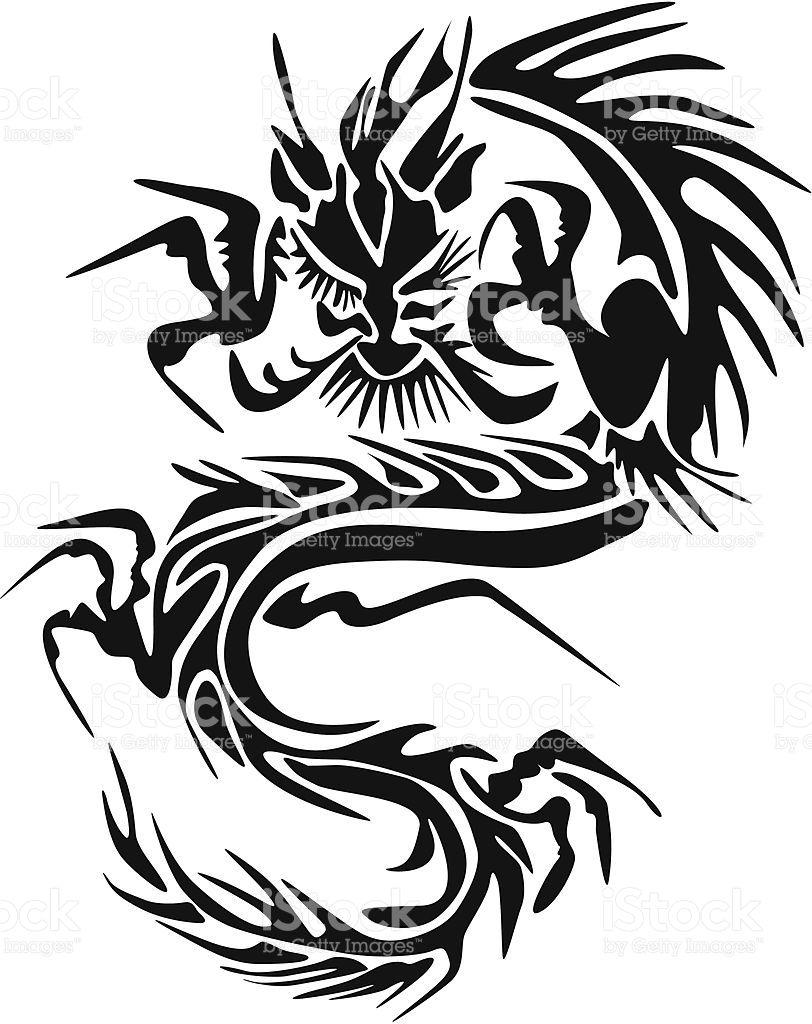 Картинки по запросу ドラゴンのタトゥー