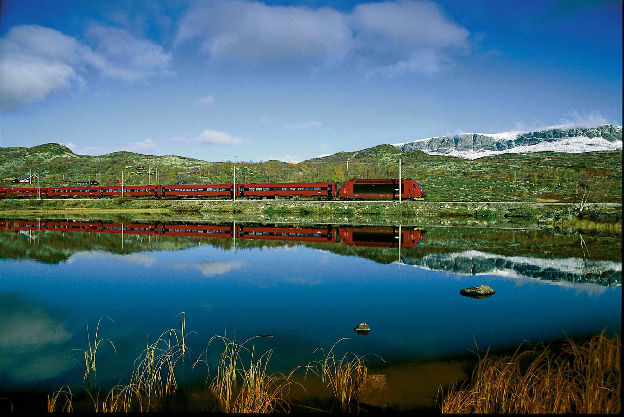 Explore The Bergen Railway With Fjord Tours On One Of The