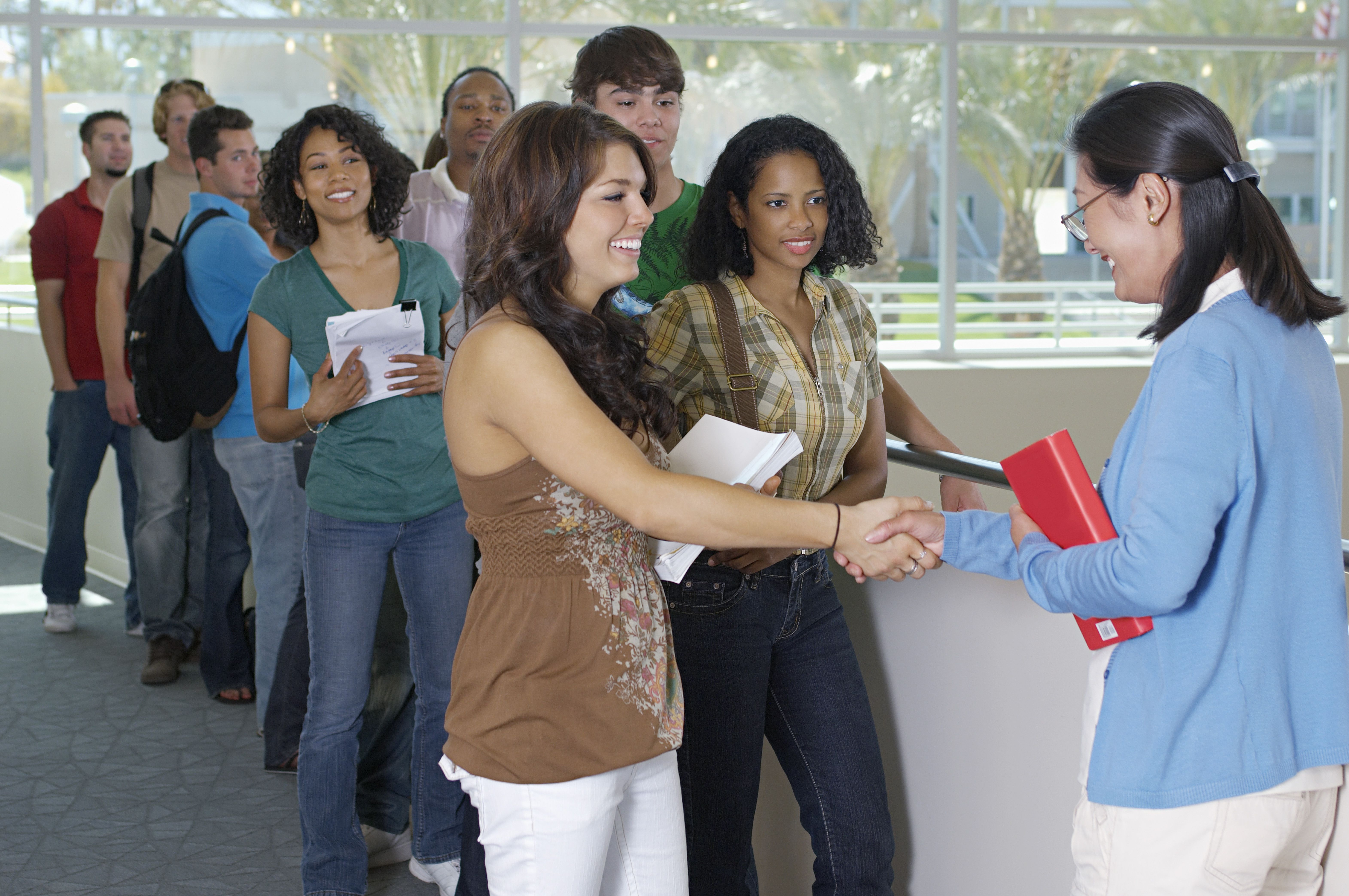 Success At First Sight First Impressions Crucial For Job