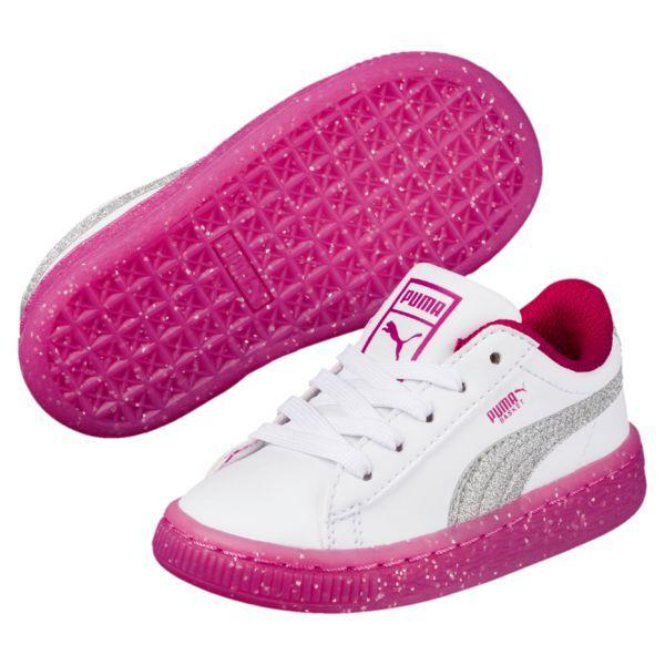 Basket Iced Glitter 2 Girls' Trainers