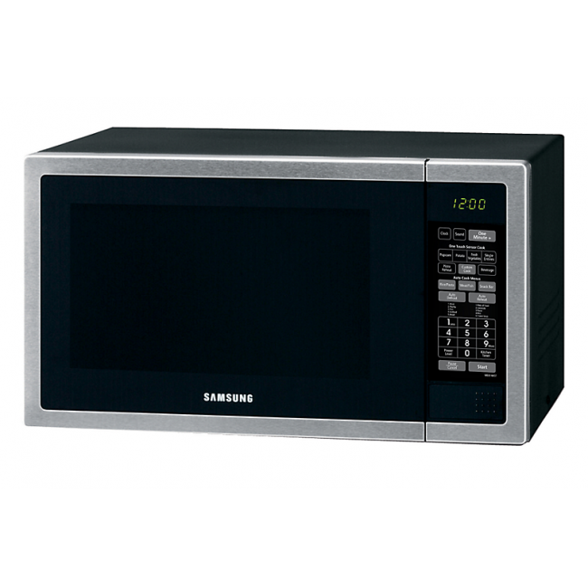 Samsung Me6144st 40l 1000w Stainless Steel Microwave