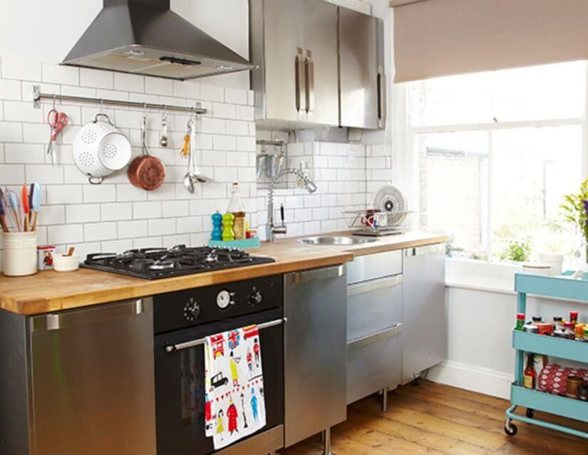 45+ Best Simple Kitchen Designs Ideas for Small House Decoration