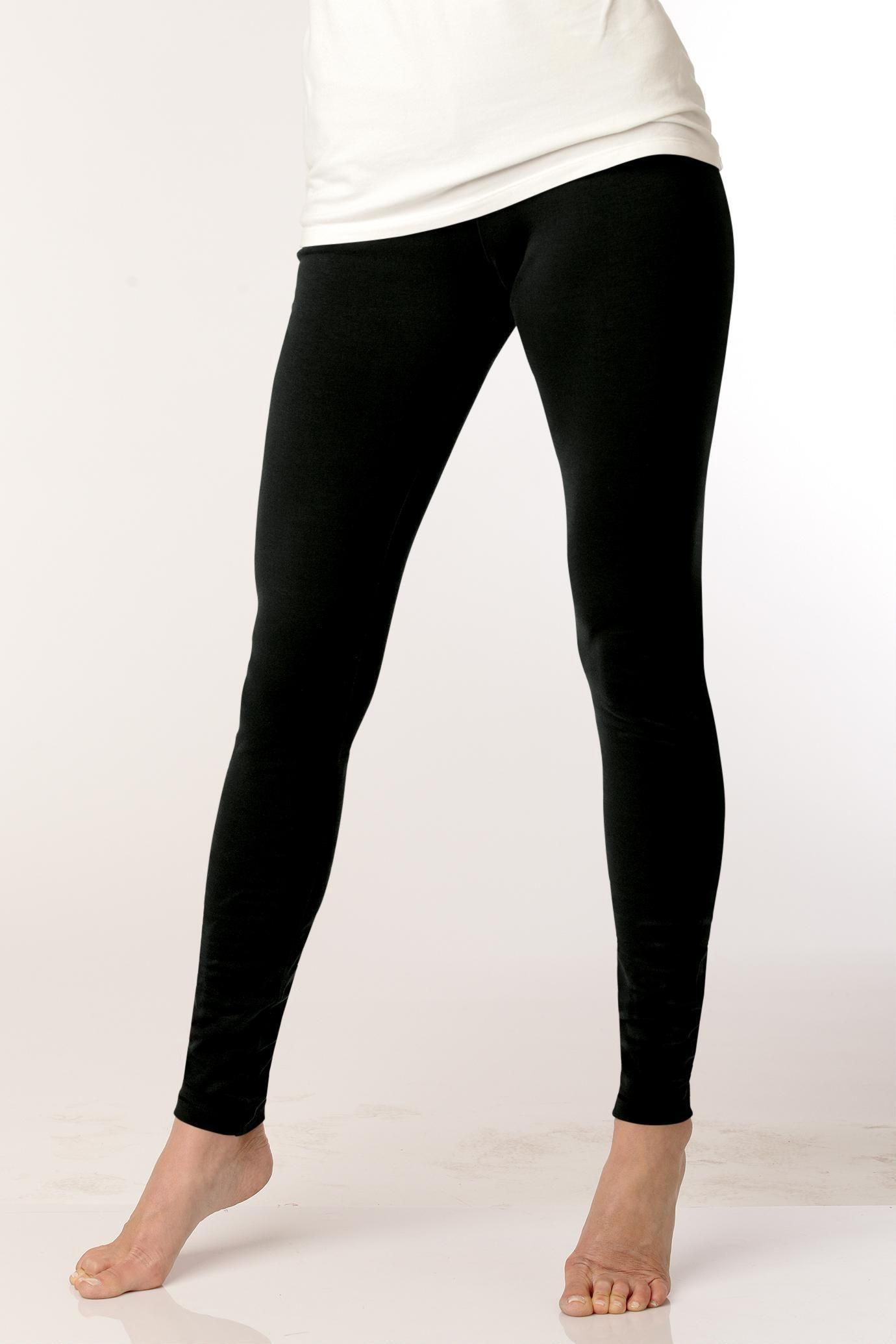 d14d5ac44469e Wide Waistband Leggings by Real Comfort®   tall atire   Knit ...
