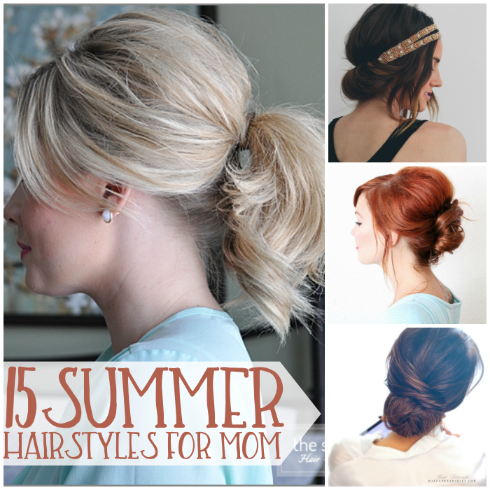 10 Quick Hairstyles Anyone Can Do (Even You)