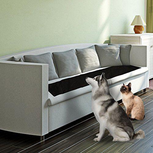High Tech Pet Sofa Scram Sonic Pad Pet Deterrent Dog Couch Keep