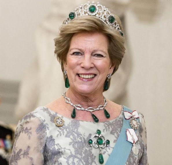koningin anne marie 70 jaar 30-8-1946